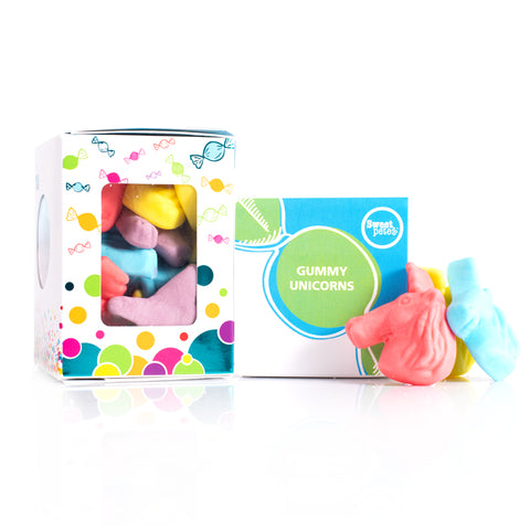 Gift box Gummy Unicorns
