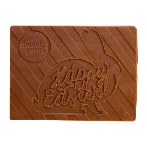 Happy Easter Chocolate Bar