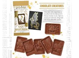 Harry Potter Mystery Chocolate Creatures