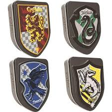 Harry Potter Crest Tins