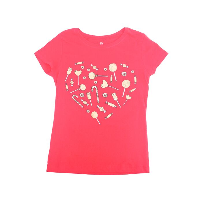 Kids Candy Treats Tee
