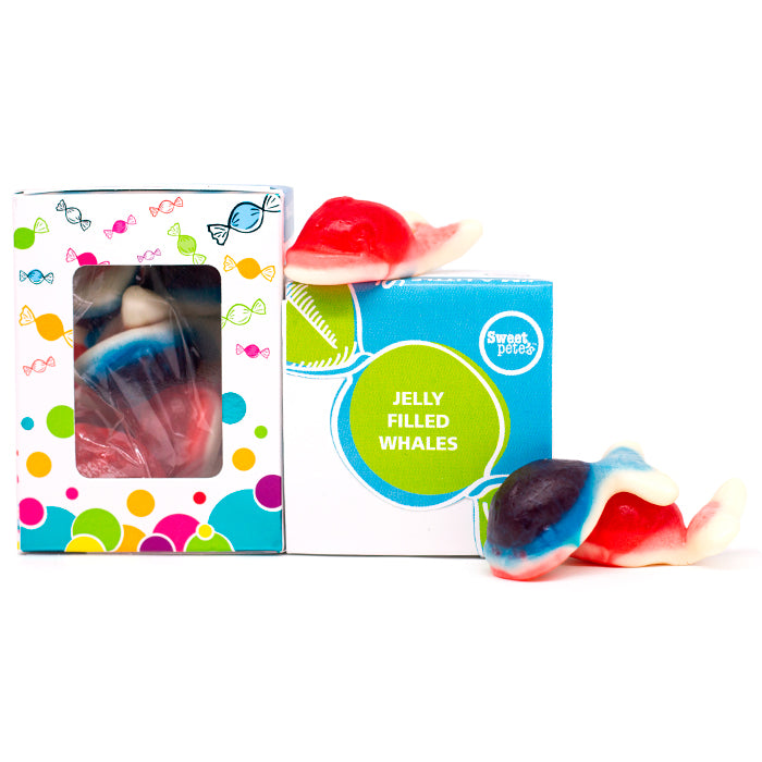 Gift Box Jelly Filled Whales
