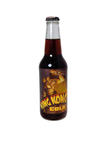 King Kong Cola Soda