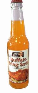 Lesters Buffalo Wing Soda