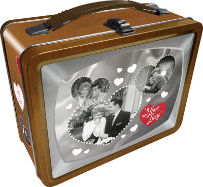 I Love Lucy TV Lunchbox