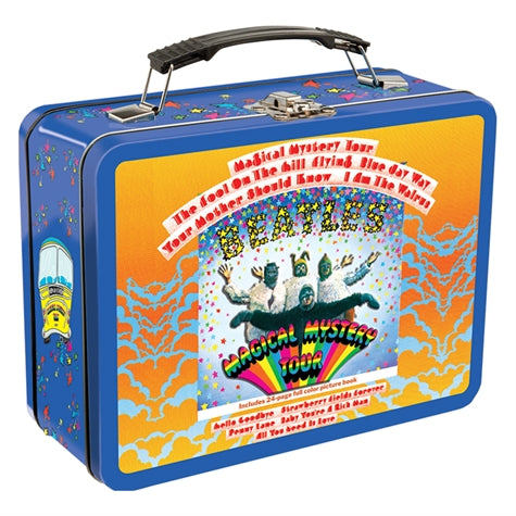 Lunchbox Beatles Magical Mystery Tour