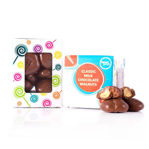 Classic Milk Chocolate Walnuts