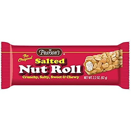 Pearsons Salted Nut Roll