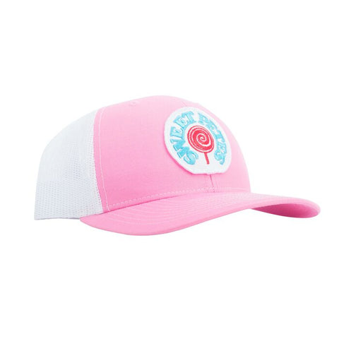 Lollipop Logo Patch Hat
