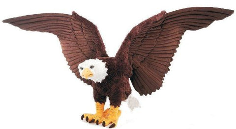 Eagle with Poseable Wings 48