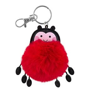 Pom Pom Critter Key Chains