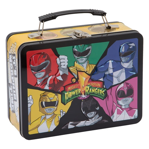 Lunchbox Power Rangers
