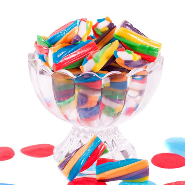 Rainbow Twister Licorice Party Pack