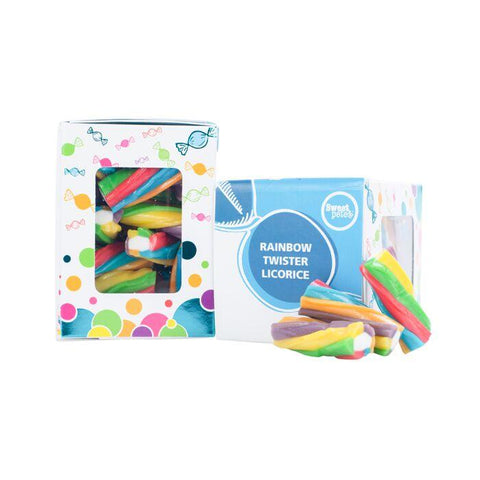 Rainbow Licorice Twisters