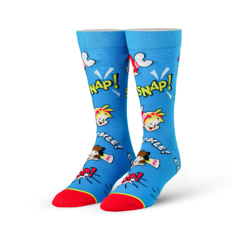 Socks Snap Crackle Pop - Cool Socks