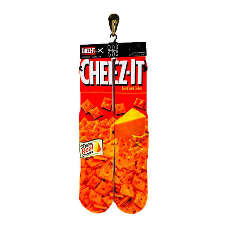 Socks Cheez It