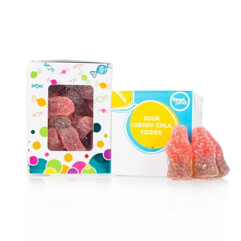 Sour Cherry Cola Fizzies