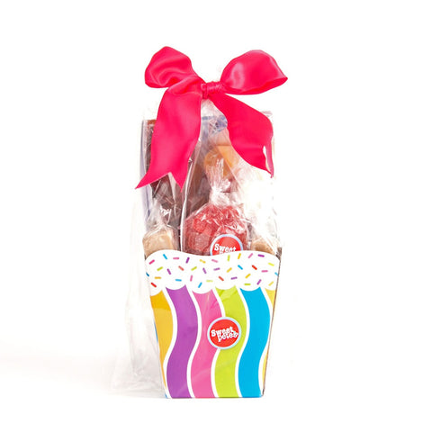 Sweet Box Gift Basket- Small Vegan