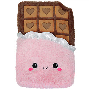 Plush Squishable  Chocolate Bar