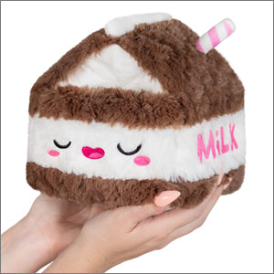 Squishable Mini Chocolate Milk Carton