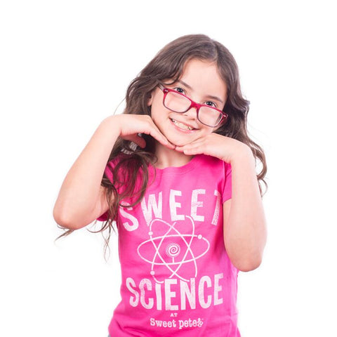 Sweet Science Kids Tee