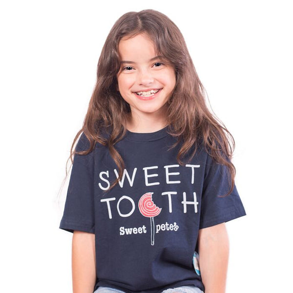 Kids Shirt Sweet Tooth