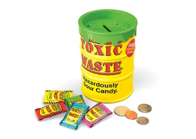 Giant Toxic Waste Bank
