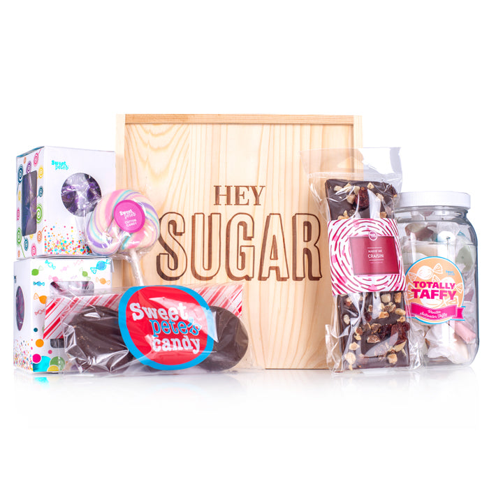 Hey Sugar - Vegan Gift Set