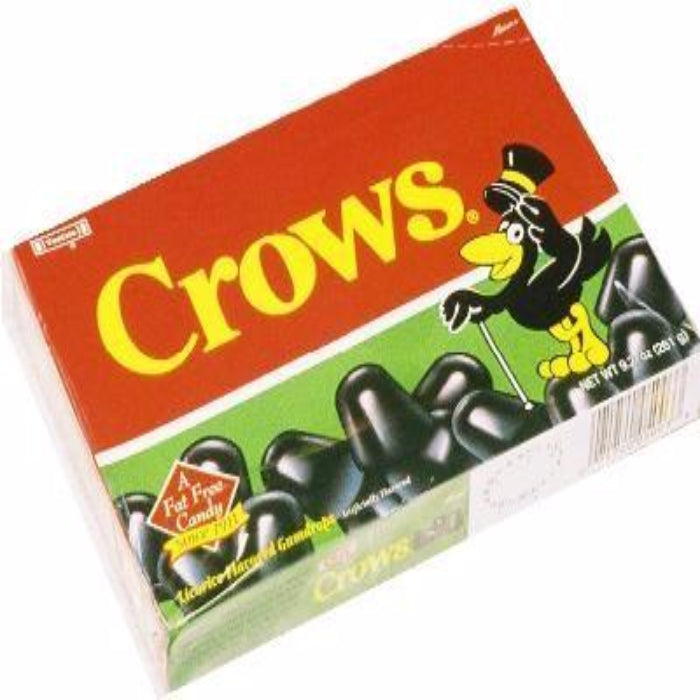 Crows Licorice Dots