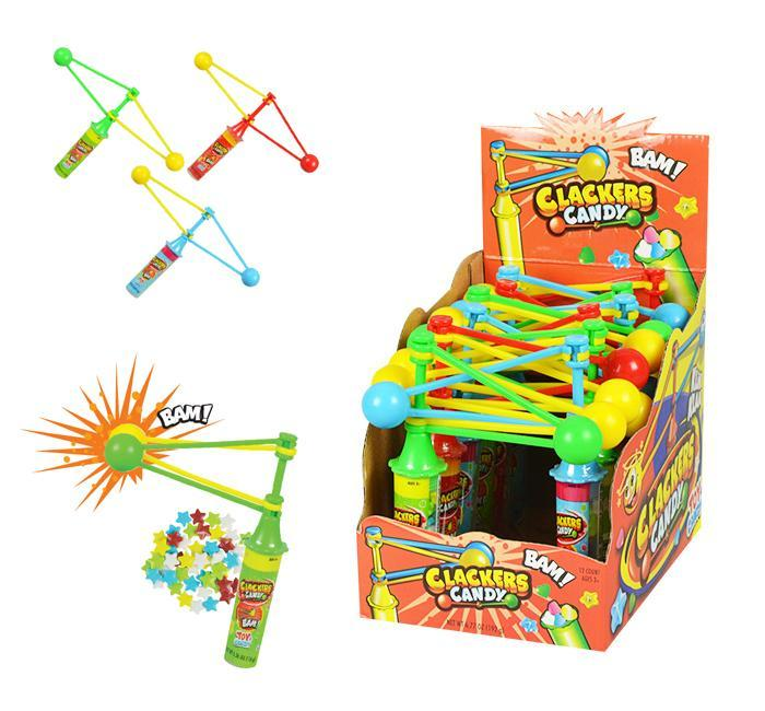 Clackers Toy and Candy