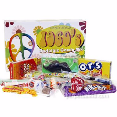 Decades Retro Candy Gift Boxes