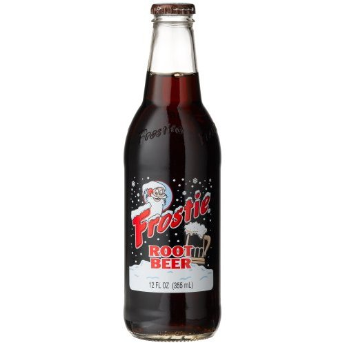 Frostie Root Beer Soda