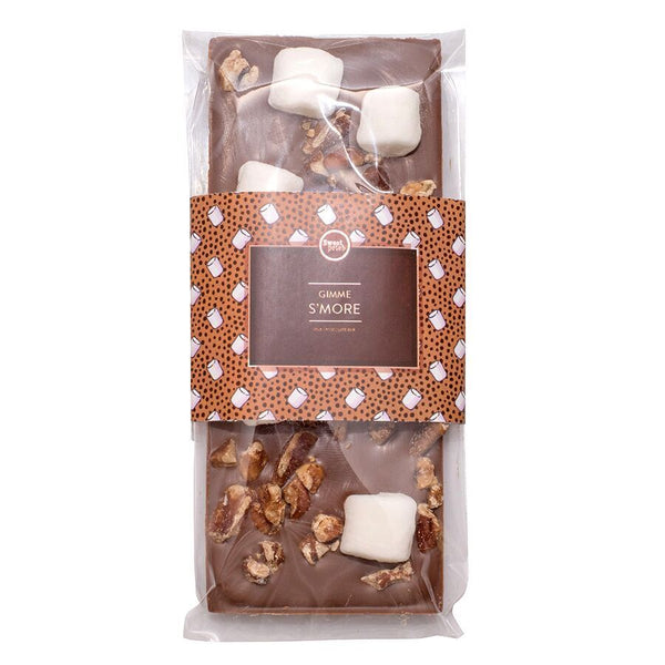 Gimme S'more Milk Chocolate Bar
