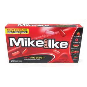 Mike & Ike Assorted Flavors