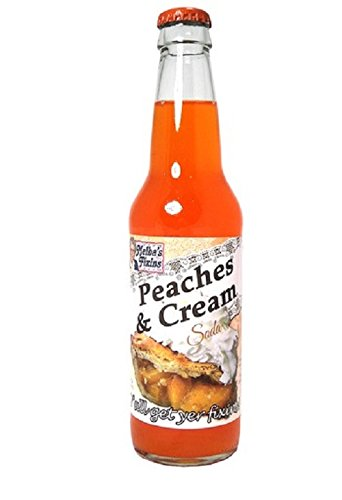 Soda Melba's Fixins Peaches & Cream