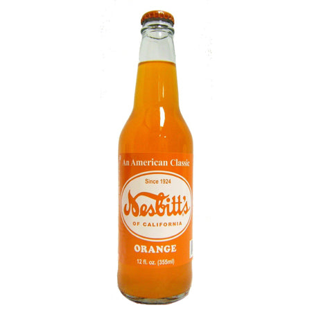Nesbitts of California Orange Soda