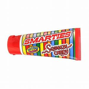 Smarties Squeeze Candy