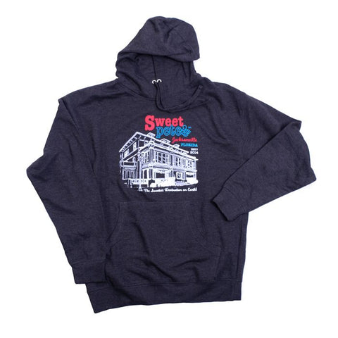 Sweatshirt Adult Candy Mansion