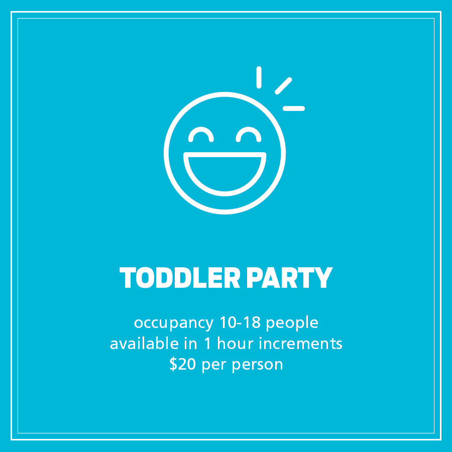 Toddler Time Party