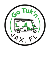 Now a spot on the Tuk'n Jax tour