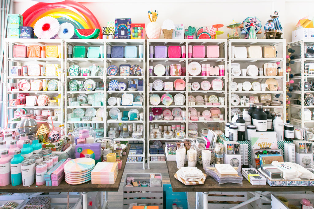 Bonjour Fete - A Party Supply boutique store in Studio City, California