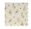 PETER RABBIT AND FRIENDS NAPKINS