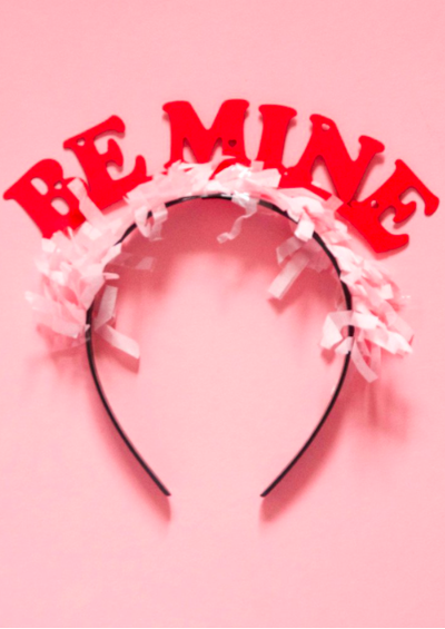 BE MINE HEADBAND - Bonjour F'éte