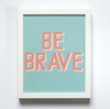 AFFIRMATIVE SAYING ART PRINTS BY BANQUET