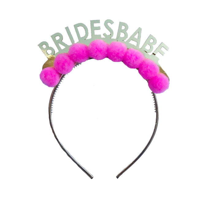 BRIDESBABE HEADBAND