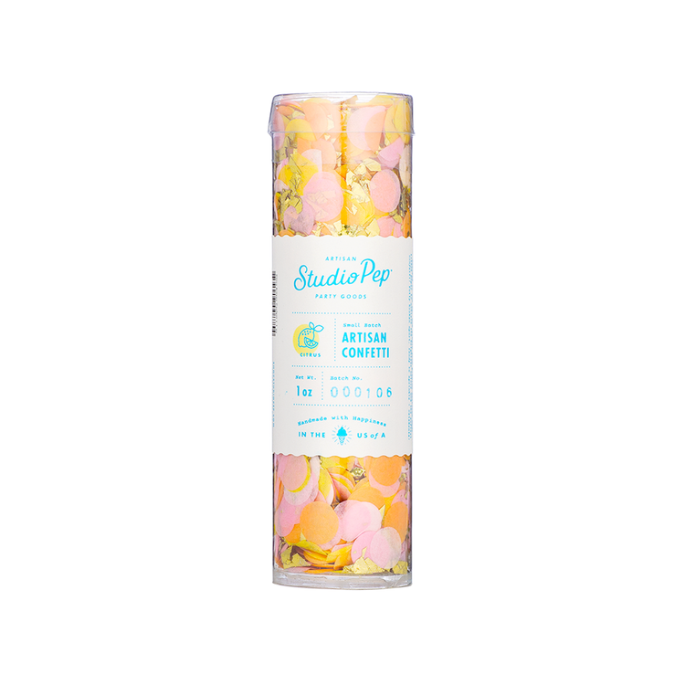 CITRUS CONFETTI MIX