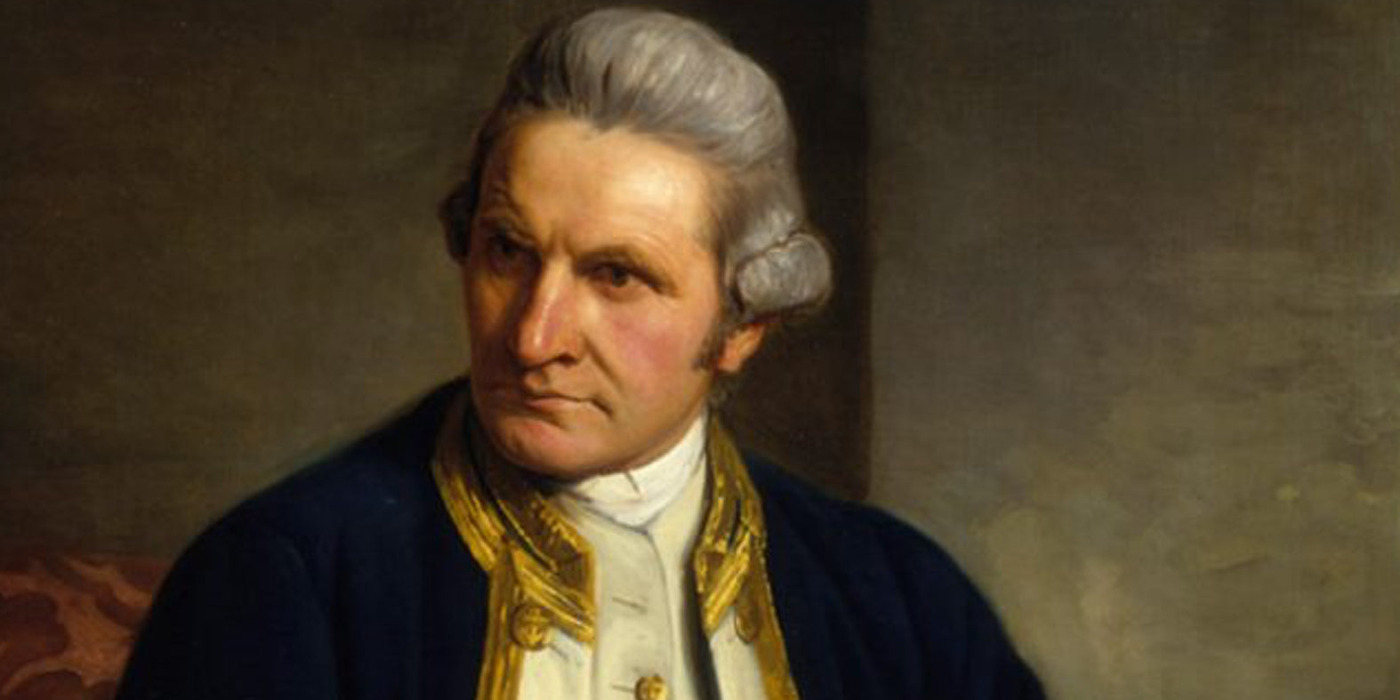 Captain James Cook: from Whitby to the Southern Hemisphere