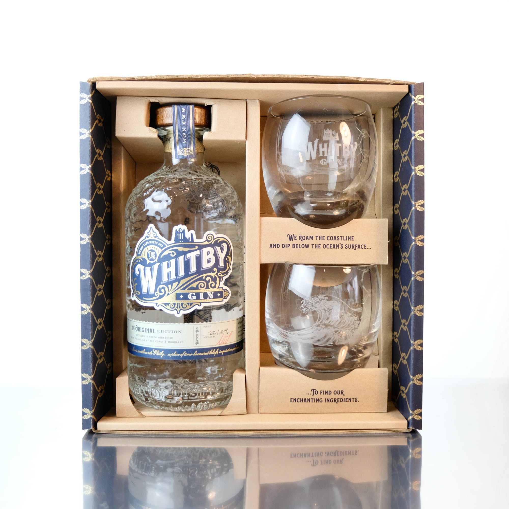 Whitby Gin Gift Set