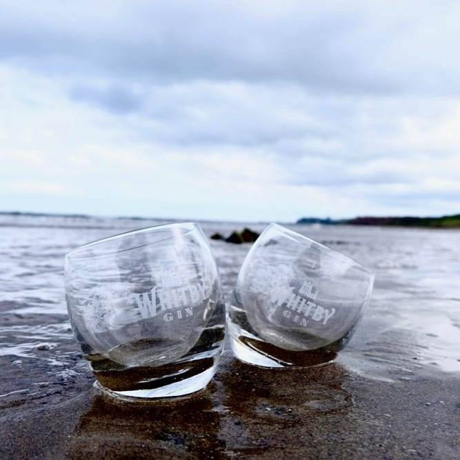 Whitby Gin Glass
