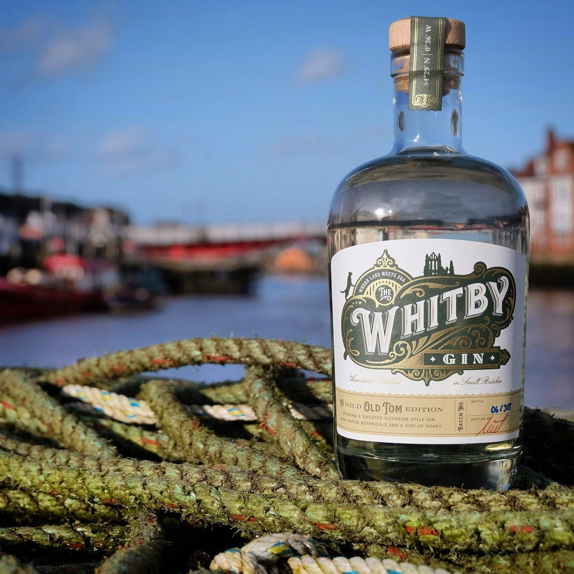 Whitby Gin - Wild Old Tom Edition
